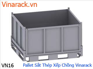 công ty bán kệ pallet selective VN