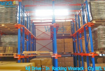 Kệ Drive-In Racking